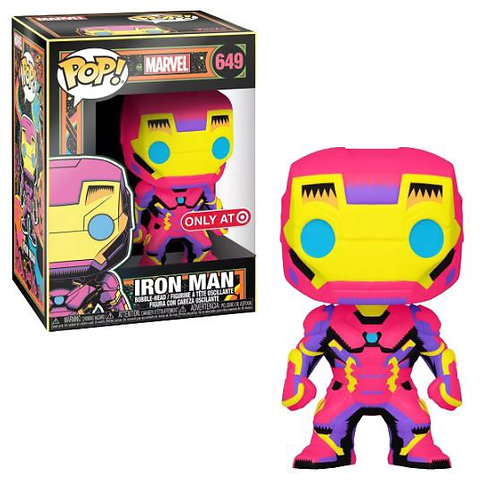 Iron Man #649 - Blacklight Series Target Exclusive