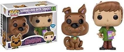Scooby-doo with Shaggy - FYE Exclusive