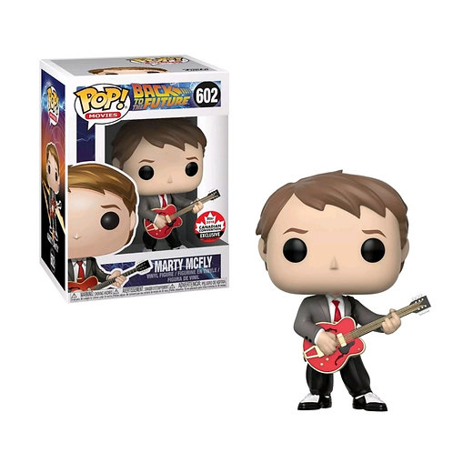 Marty McFly #602 - FYE Shared Canadian Fan Exclusive
