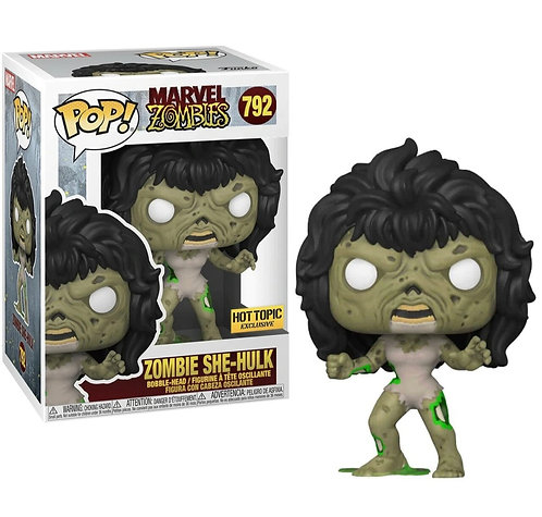 Zombie She-Hulk #792 - Marvel Zombies Hot Topic Exclusive