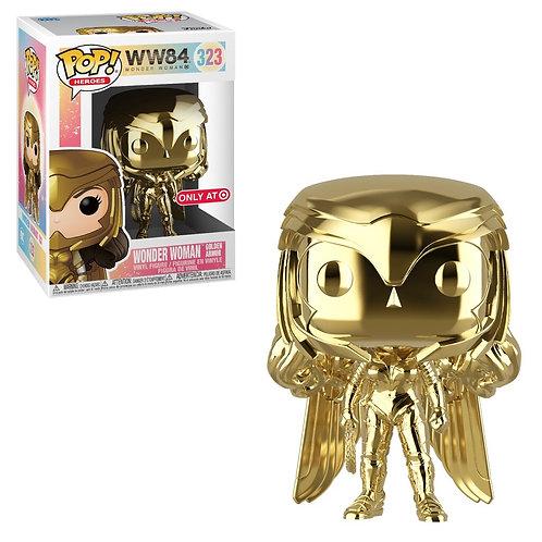 Wonder Woman (Golden Armor) #323 - WW84 Target Exclusive