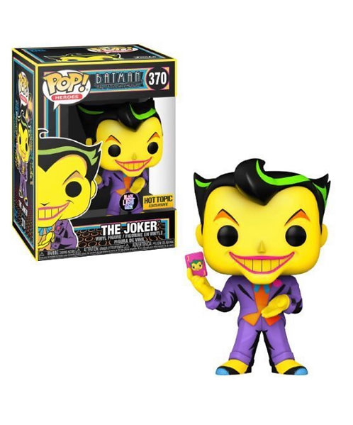 The Joker #370 - Batman Hot Topic Exclusive Black Light Series