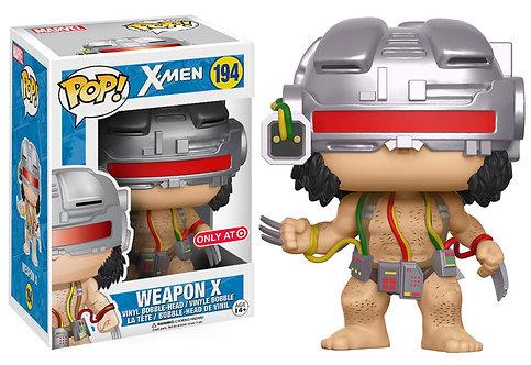 Weapon X #194 - X-Men Target Exclusive