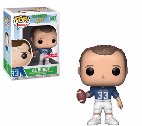 Al Bundy #692 - Married with Children Target Exclusive