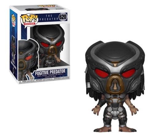 Fugitive Predator #620 - The Predator Funko Pop