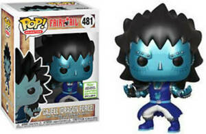 Gajeel (Dragon Force) #481 - Fairy Tail 2019 ECCC Exclusive
