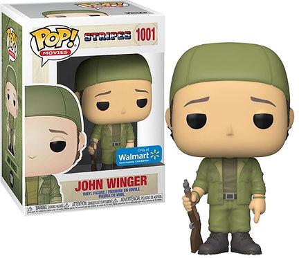 John Winger #1001 - Stripes Walmart Exclusive