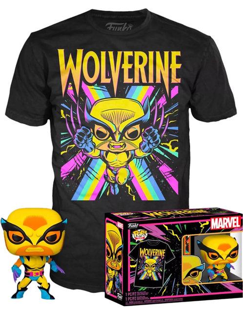 Wolverine - Target Blacklight Series T Shirt Bundle
