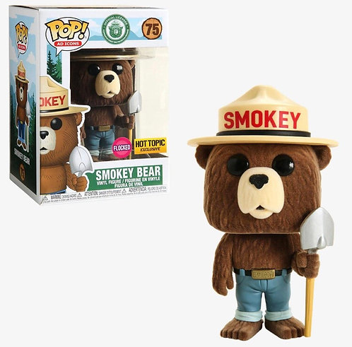 Smokey Bear #75 - Hot Topic Exclusive (Flocked)