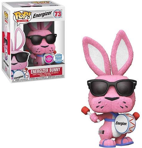 Energizer Bunny #73 - Funko Shop Exclusive (Flocked)
