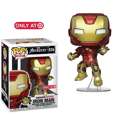 Iron Man #634 - Marvel Avengers Gamerverse Target Exclusive