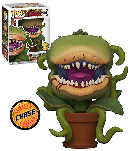 Audrey II #654 - Little Shop of Horrors CHASE