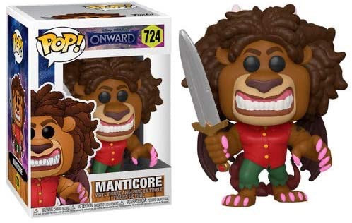Manticore #724 - Disney's Onward