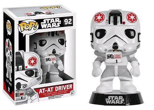 AT-AT Driver #92 Star Wars Funko Pop!