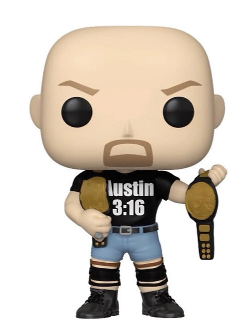 "Steve ""Stone Cold"" Austin #89 - WWE 711 Exclusive"