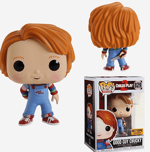 Good Guy Chucky #829 - Child's Play 2 Hot Topic Exclusive