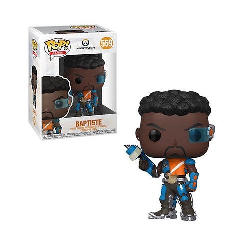 Baptiste #559 - Overwatch