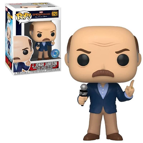 J. Jonah Jameson #621 - Spider-Man PIAB Exclusive