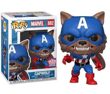 Capwolf #882 - Marvel 2021 Funkon Exclusive