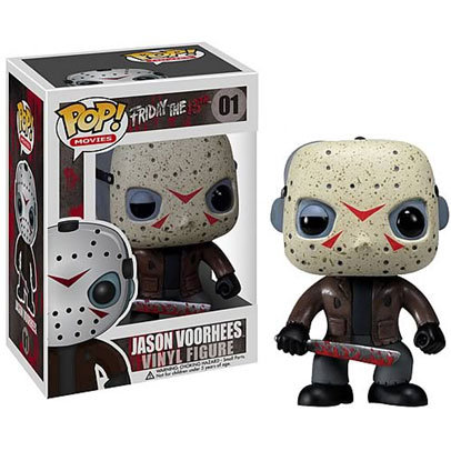 Jason Voorhees #01 - Friday the 13th