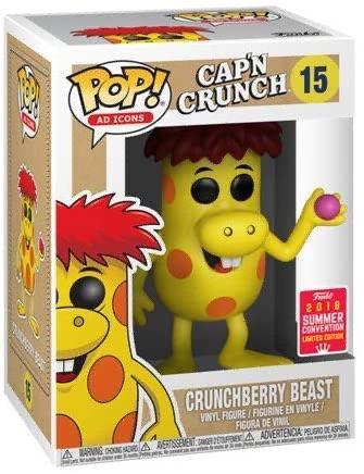 Crunchberry Beast #15 - Cap'n Crunch 2018 SDCC Exclusive