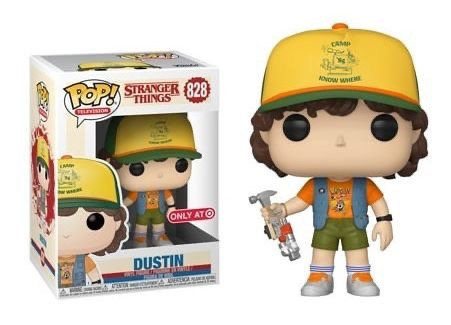 Dustin #828 - Stranger Things Target Exclusive