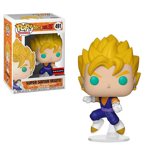 Super Saiyan Vegito #491 - Dragon Ball Z AAA Anime Exclusive