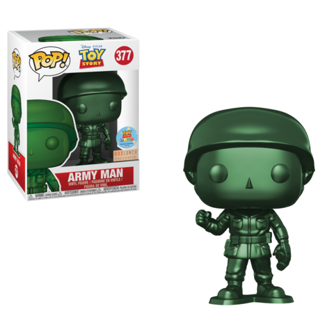 Toy Story Army Man Box Lunch Exclusive Funko Pop