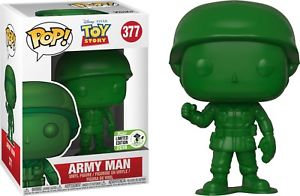 Toy Story - Army Man #377 Box Lunch ECCC