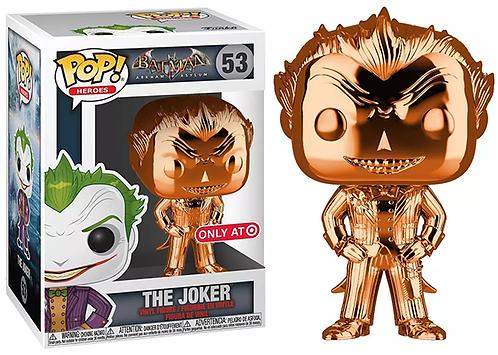 The Joker #53 - Arkham Asylum Target Exclusive (Chrome Orange)