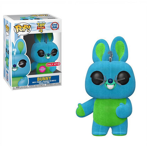 Bunny #532 - Toy Story 4 Flocked Target Exclusive