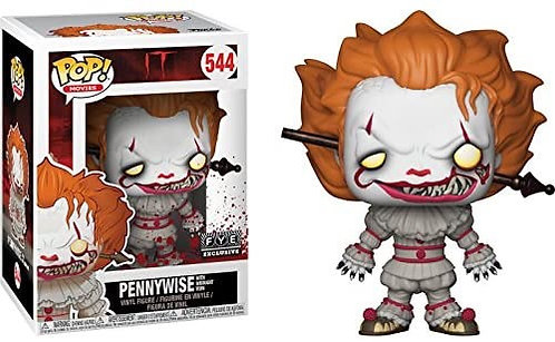Pennywise (with wrought iron) #544 - IT FYE Exclusive