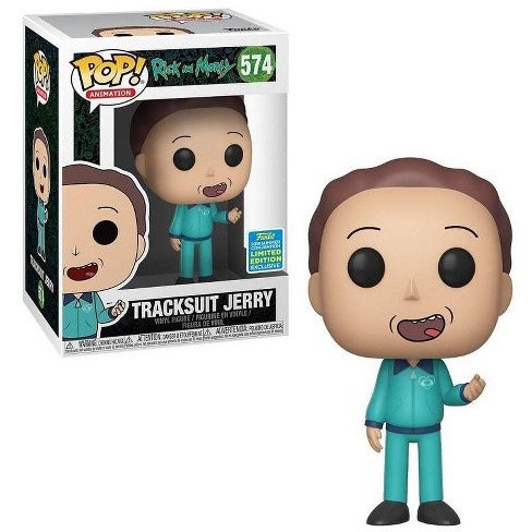 Tracksuit Jerry #574 - Rick & Morty 2019 SDCC Exclusive