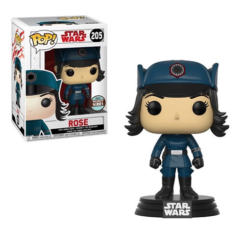 Star Wars - The Last Jedi- Rose in Disguise