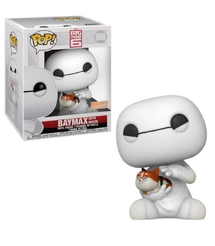 Baymax w/ Mochi #988 - Big Hero 6 Box Lunch Exclusive