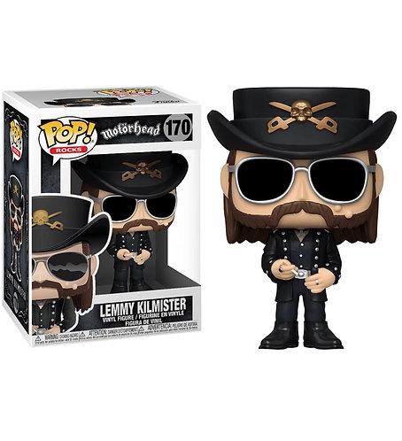 Lemmy Kilmister #170 - Motor Head