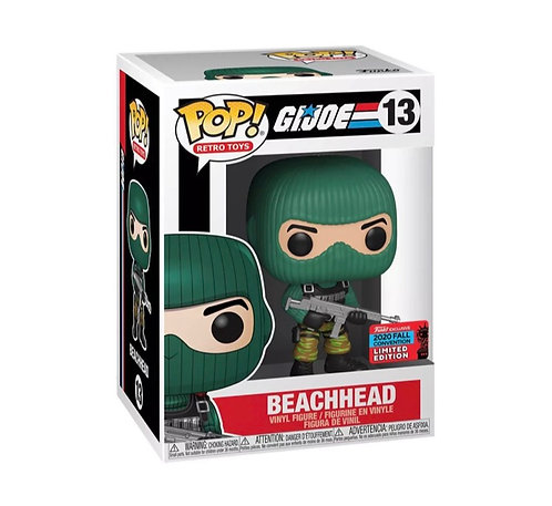 Beachhead #13 - GiJoe 2020 NYCC Target Exclusive