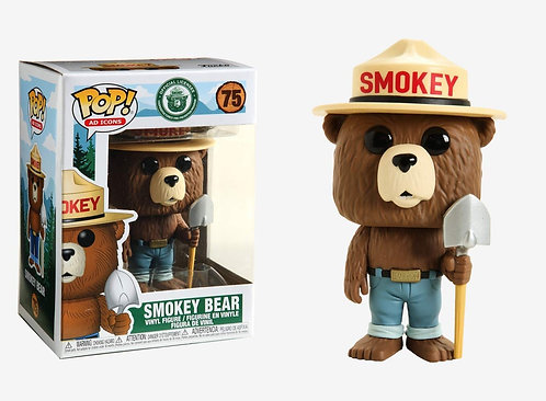 Smokey Bear #75 - Ad Icon