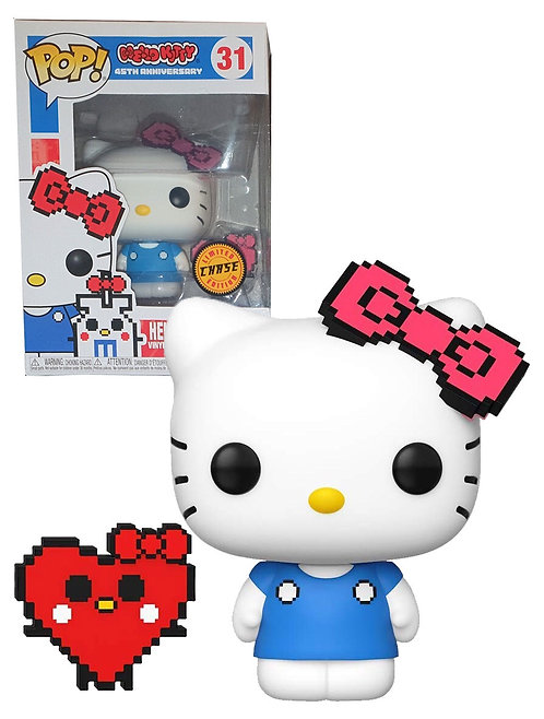 Hello Kitty 8 bit #31 - CHASE