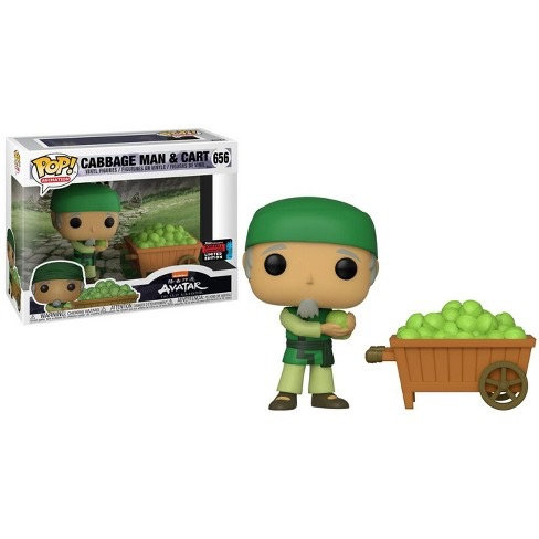 Cabbage Man and Cart #656 - Avatar 2 Pack 2019 NYCC Exclusive