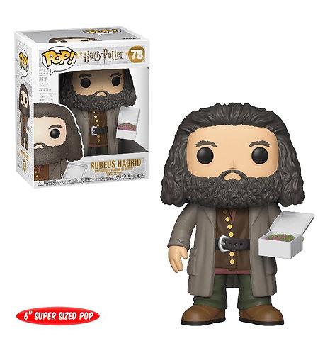 "Rubeus Hagrid #78 - Harry Potter 6"" Pop!"