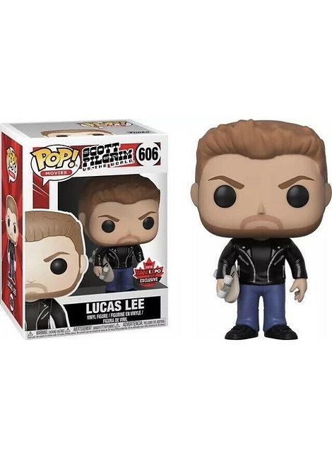 Lucas Lee #606 - Scott Pilgrim Office Canadian Fan Expo Exclusive