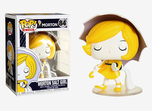 Morton Salt Girl #84