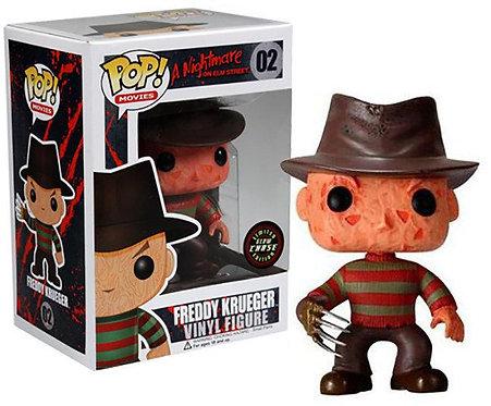 Freddy Krueger #02 - CHASE