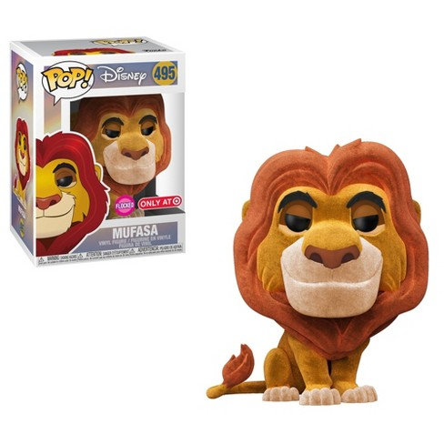 Mufasa #495 - Disney's Lion King Target Exclusive (Flocked)