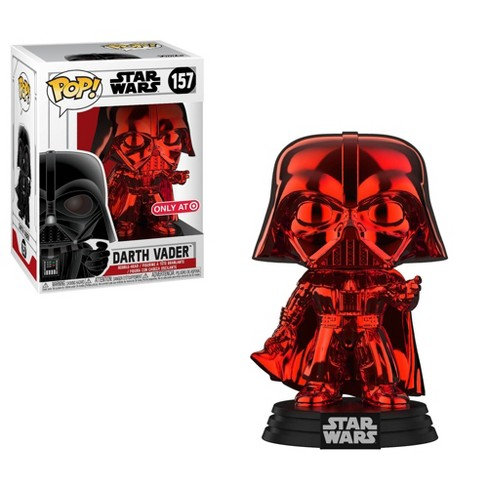 Darth Vader Red Chrome #157 - Target Red Card Exclusive