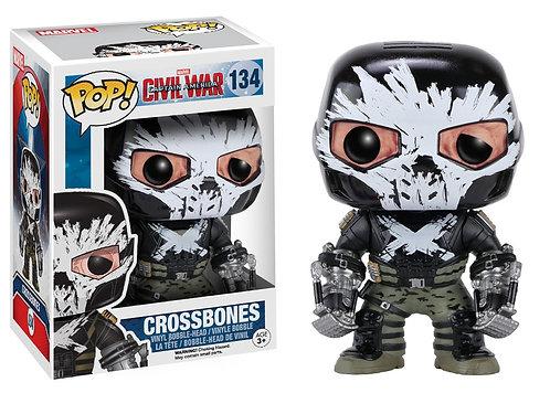 Crossbones #134 The Civil War Funko Pop!