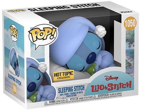 Sleeping Stitch #1050 - Disney's Lilo & Stitch Hot Topic Exclusive