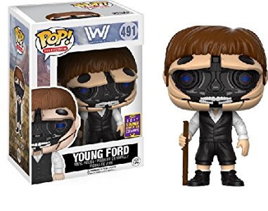 Young Ford #491 - West World 2017 Summer Exclusive