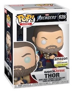 Thor #628 - Avengers GamerVerse Amazon Exclusive